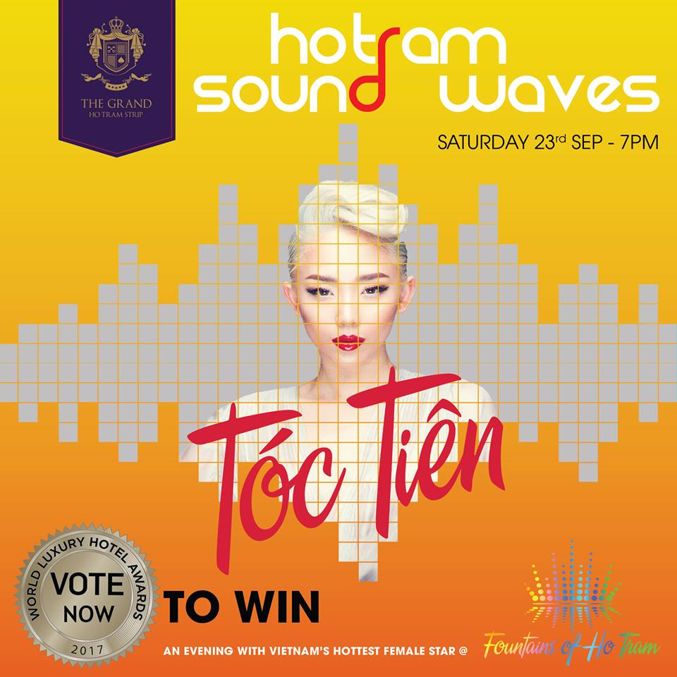 [Livestream] Ho Tram Sound Wares - Toc Tien