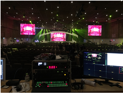 Dịch vụ quay livestream sự kiện full hd