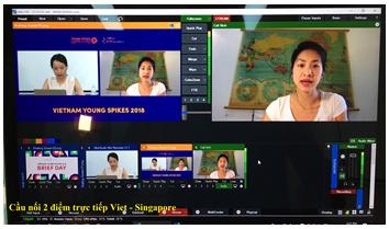 Dịch vụ quay phim cầu truyền hình chuyên nghiệp