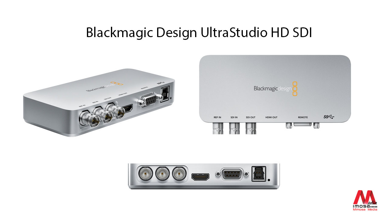 Blackmagic Design UltraStudio SDI Usb 3.0